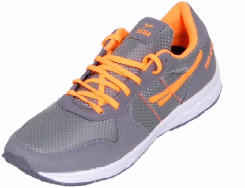 SEGA Running Shoes For Men(Orange)
