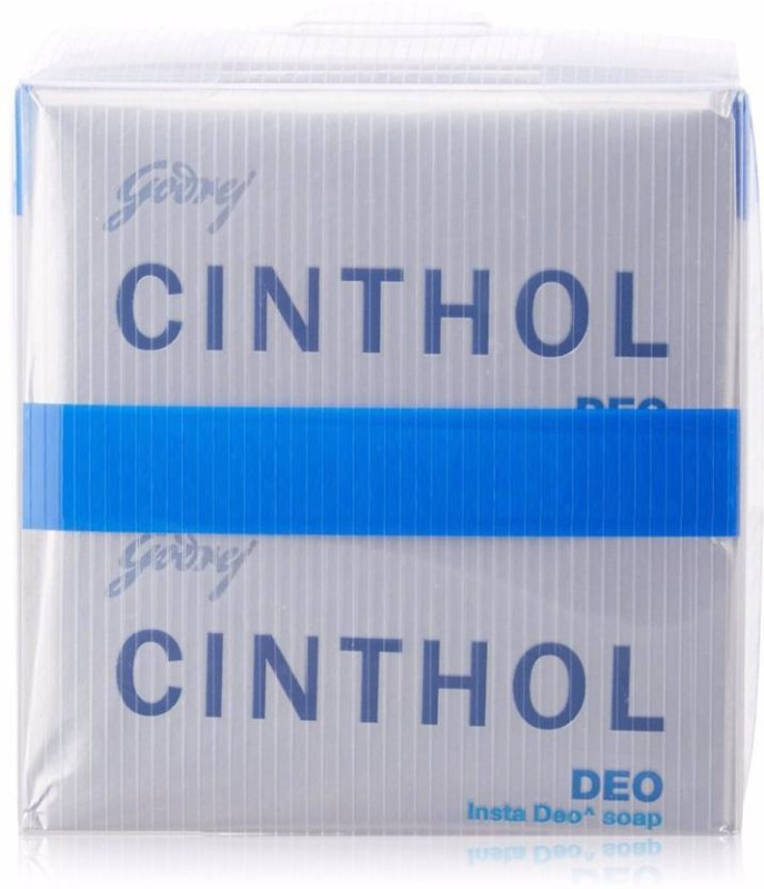 Cinthol Deo Soap(375 g, Pack of 3)