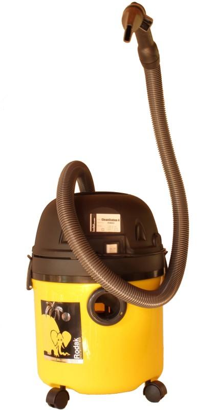 Rodak CS420LB Wet & Dry Cleaner(Black, Yellow)