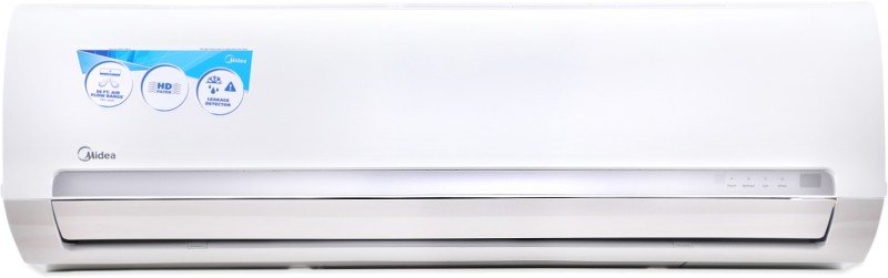 Midea 1.5 Ton 3 Star BEE Rating 2018 Split AC - White(18K Santis Pro / MAS18SP3N8F0, Copper Condenser)