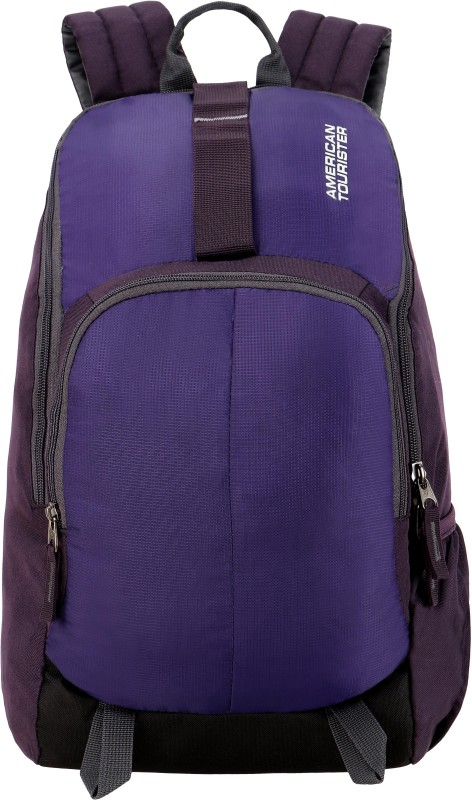American Tourister Fit Pack Gym 21 L Backpack(Purple)
