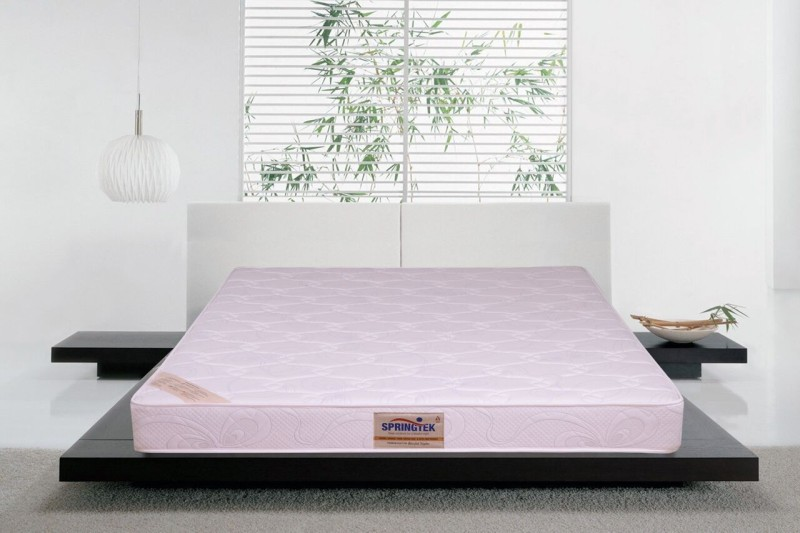 Springtek Memory Foam Orthopaedic 5 inch King Bonded Foam Mattress