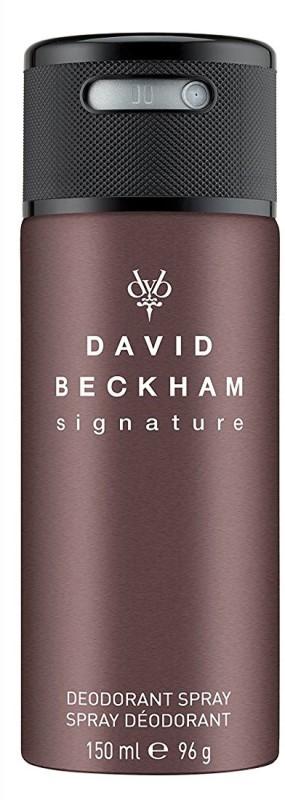 David Beckham Signature Deodorant Spray For Men Deodorant Spray - For Men(96 g)