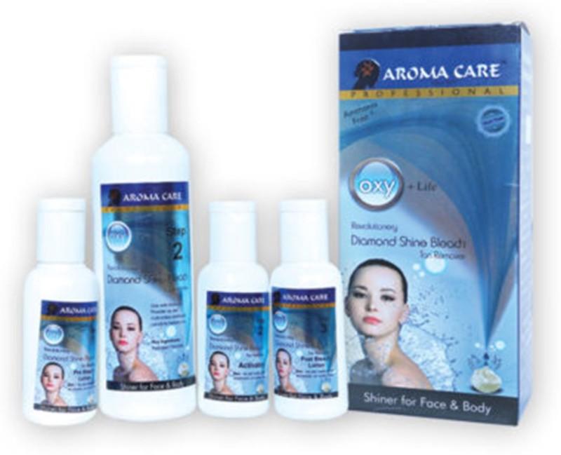 Aroma Care PROFESSIONAL OXY+ Life Diamond shine bleach(250 g)