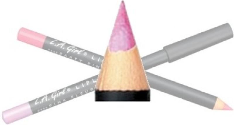 L.A. Girl Cosmetics Collection Lipliner Pencil(Pink Fleur)