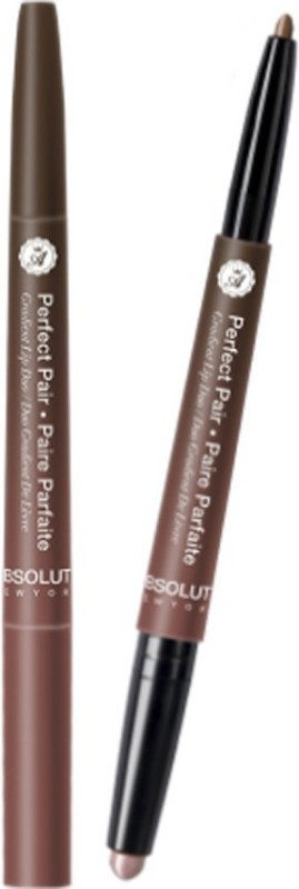 Absolute Perfect Pair Lip Duo(Malted Chai)