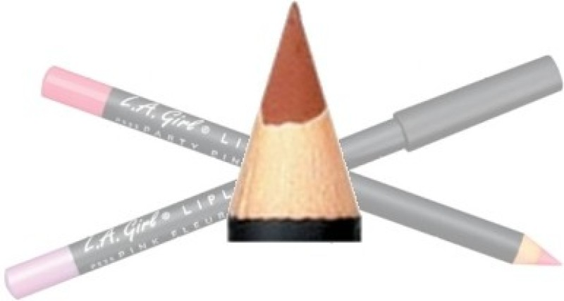 L.A. Girl Cosmetics Collection Lipliner Pencil(Pecan)