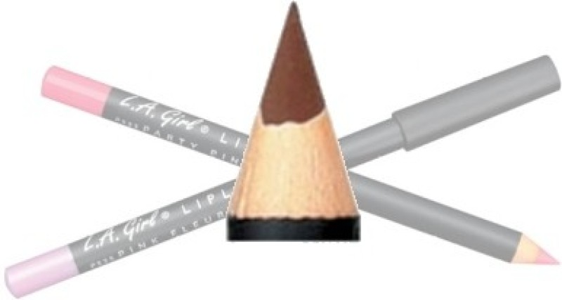 L.A. Girl Cosmetics Collection Lipliner Pencil(Chestnut)