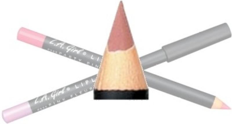 L.A. Girl Cosmetics Collection Lipliner Pencil(Mauve)