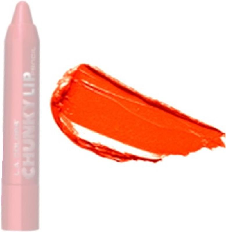 L.A. Colors Chunky Lip Pencil(Orange Cream)