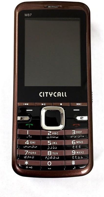 Citycall M87(Coffee)