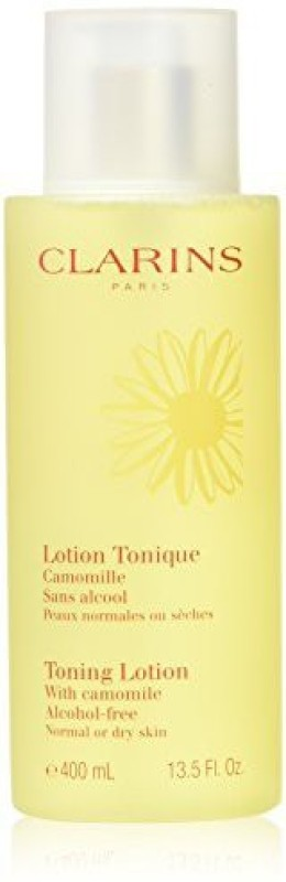 Clarins Toning Lotion With Camomile(400 ml)