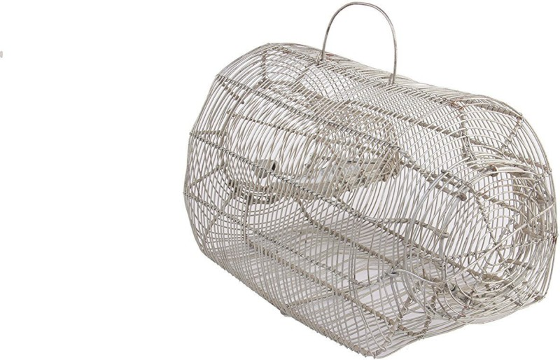 GM Big Size Iron Trap / Trapper / Cage /Catcher To Capture Multiple Small & Big Rat / Mouse / Rodent / Chipmunk No Kill, Capture Live Rats, Mousetrap Snap Trap