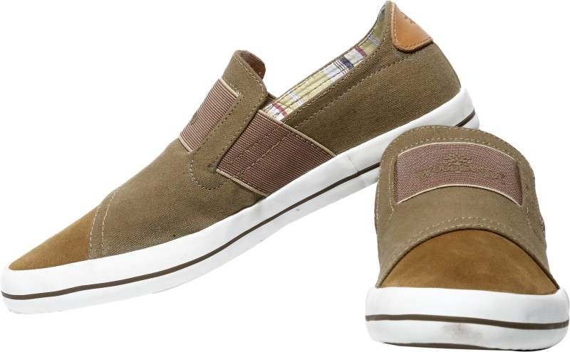 Woodland Sneakers For Men(Brown)