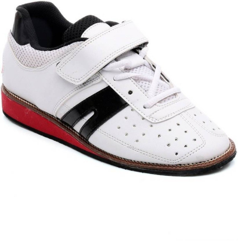 rxn Weightlifting Casuals For Men(White)