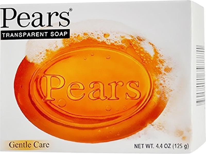 Pears Transparent(125 g, Pack of 12)