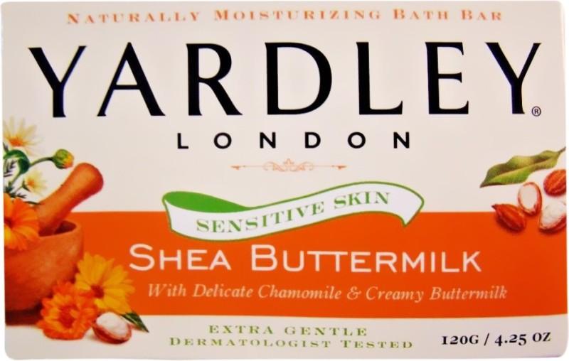 Yardley Shea Buttermilk(120 g)