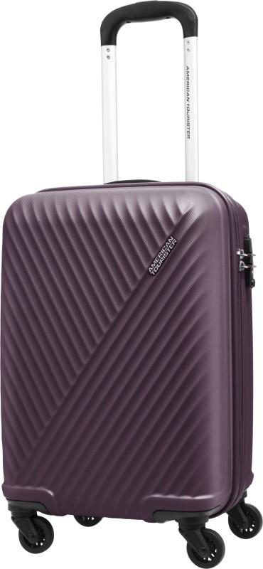 American Tourister Skyrock Cabin Luggage - 22 inch(Purple)