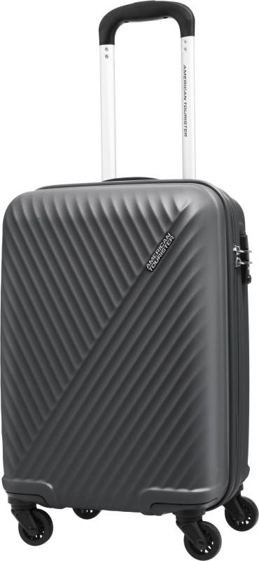 American Tourister Skyrock Cabin Luggage - 22 inch(Grey)