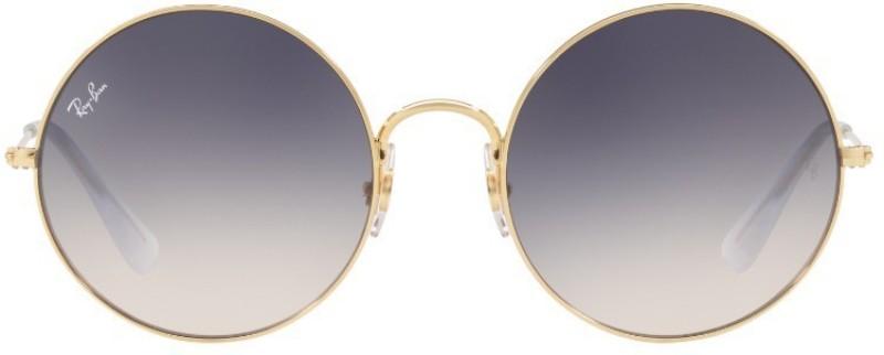 Ray-Ban Round Sunglasses(Blue)
