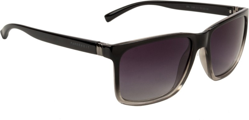 Farenheit Wayfarer Sunglasses(Grey)
