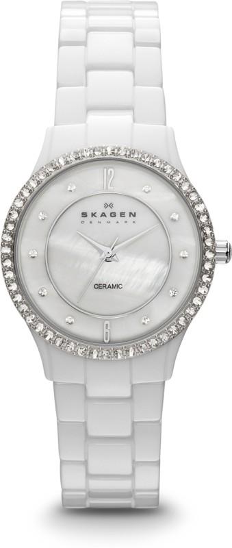 Skagen 347SSXWC Watch - For Women