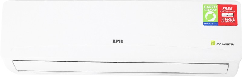 IFB 1.5 Ton 3 Star BEE Rating 2018 Inverter AC - White(IACC18IA3T4C, Copper Condenser)