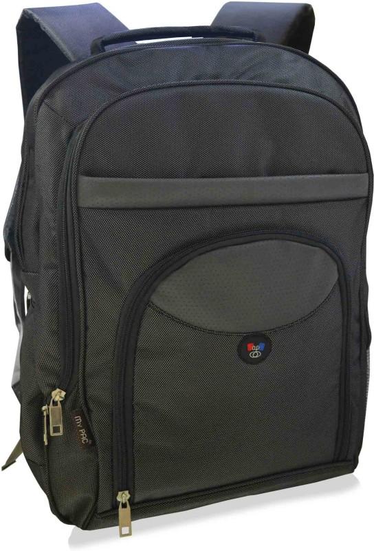 My Pac Db My Pac Ultra Trendy 17.3 inch Laptop backpack for men black C11587-1 Waterproof Backpack(Black, 20 L)