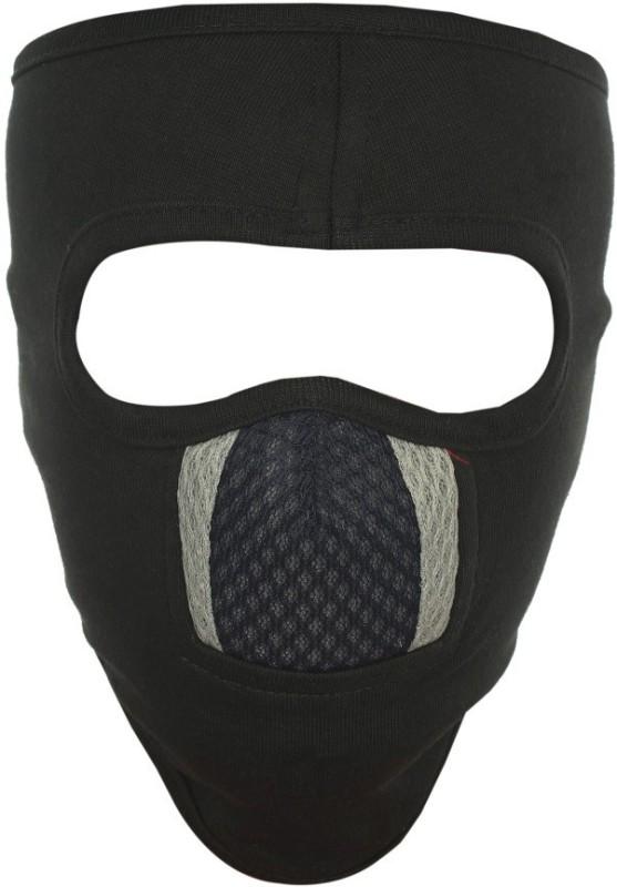 H-Store Black Bike Face Mask for Men & Women(Size: Free, Balaclava)