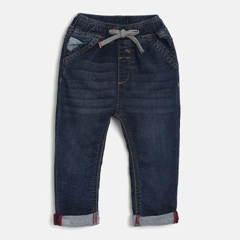 Mini Klub Regular Baby Boys Blue Jeans