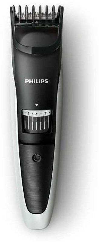 Philips QT4009/15 BEARD TRIMMER CLOSED Cordless Trimmer for Men(Black)