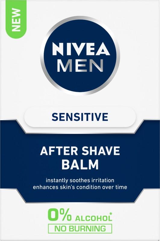 Nivea Sensitive After Shave Balm Aftershave Balm(100 ml)