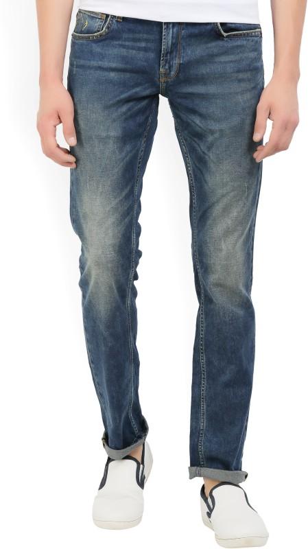Indian Terrain Slim Mens Blue Jeans