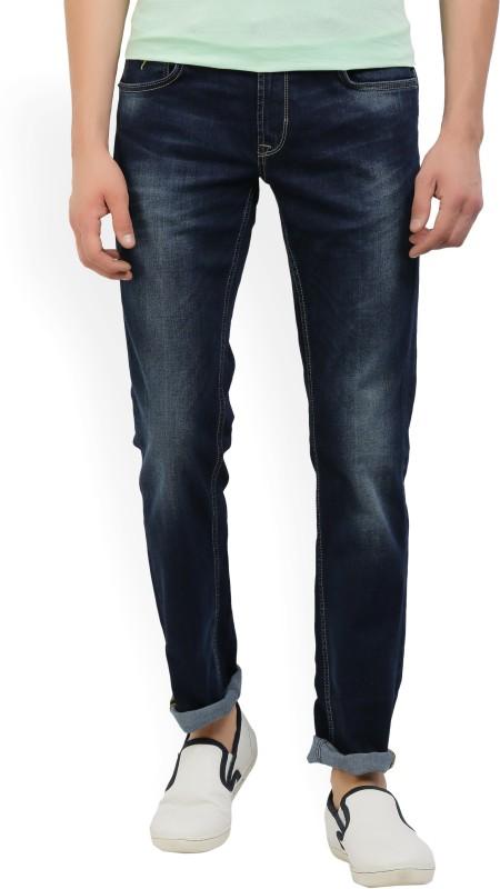 Indian Terrain Mens Blue Jeans