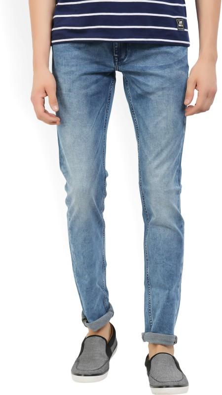 Indian Terrain Regular Mens Blue Jeans
