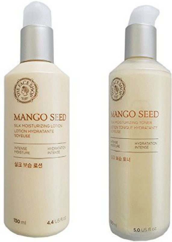 The Face Shop Mango Seed Silk Moisturizing New Renewal(130 ml)