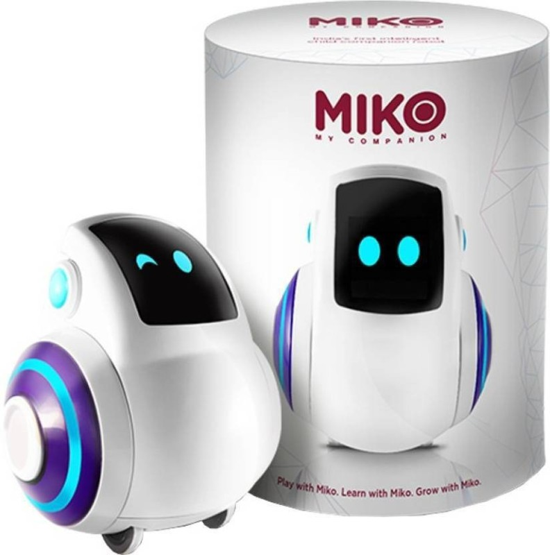 Emotix Miko - Companion Robot(Playful Purple)
