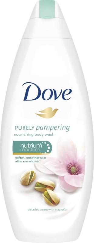 Dove purely Pampering Nutrium Moisture Pistachio Cream & Magolia(500 ml)