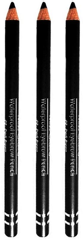 One Personal Care Master shape Eyebrow Pencil | Waterproof Po3/B(Black)