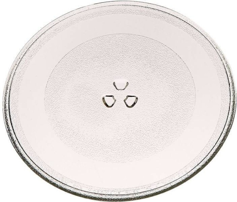 SHA 245mm / 9.5 Inch Coupler Microwave Ovens Baking Tray / Turntable Glass Tray / Plate / Rotation Plate /Cooking Tray For Panasonic 20 L, IFB 17 L (Solo), IFB 20 L (Grill), IFB 23 L (Convection), IFB 25 L (Convection, Grill), Morphy Richards 20 L (Solo, Grill), Kenstar 17 L (Solo), LG 21 L (Convect