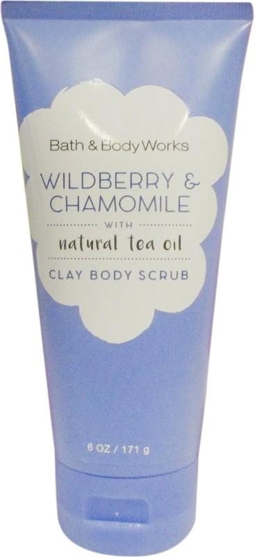 Bath & Body Works Wildberry & Chamomile Scrub(171 g)