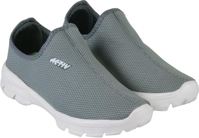 Walkway Active Walking Shoes For Men(Grey)
