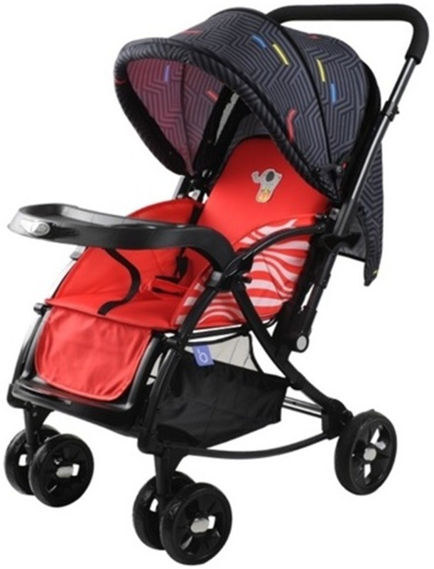 PP Infinity Premium Stroller (Imported Quality) Stroller(Multi, Multicolor)