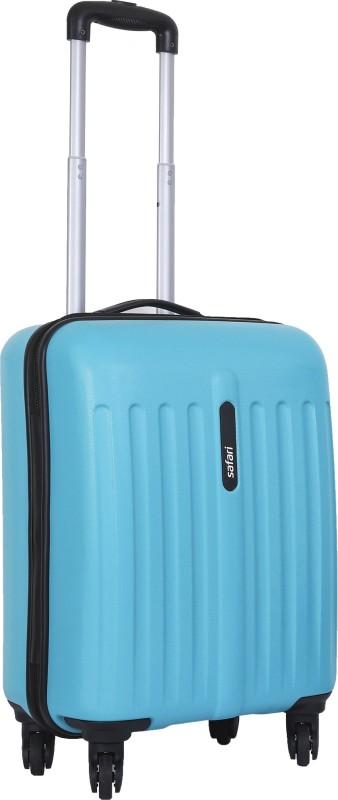 Safari Delta Cabin Luggage - 22 inch(Blue)