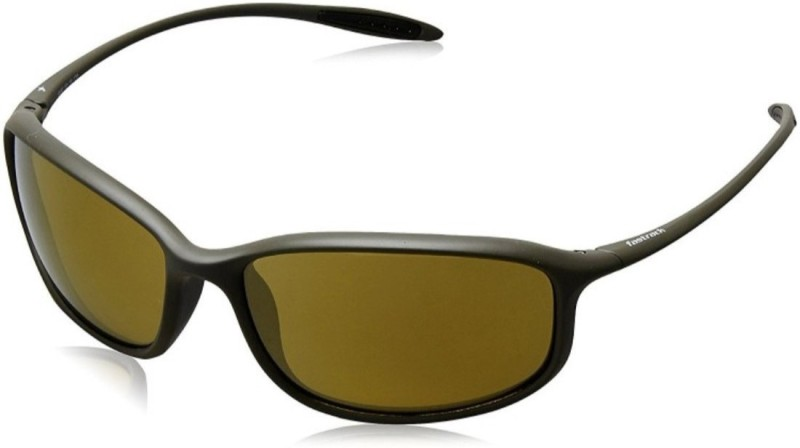 Fastrack Oval Sunglasses(Yellow)