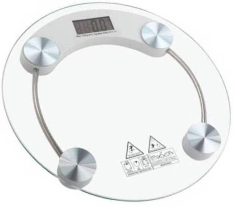 KADA DIGITAL WEIGHT MEASURE MACHINE Weighing Scale(White)