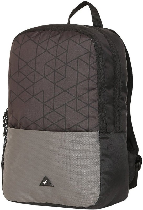 Fastrack A0694NGY01 21 L Backpack(Grey)