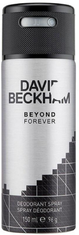 David Beckham BLACK Body Spray - For Men(150 ml)