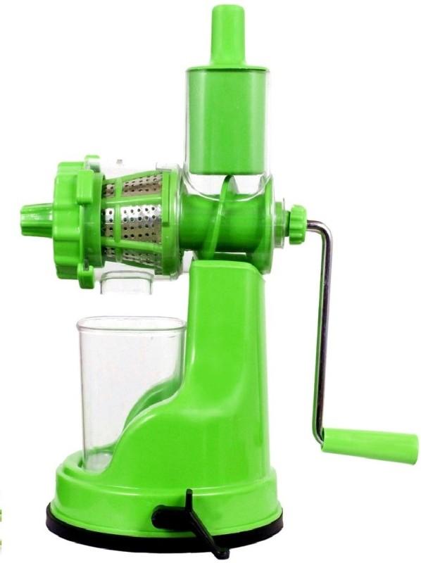 YAKEEN SUPER QUALITY 0 W 3 W Juicer(Green, 4 Jars)