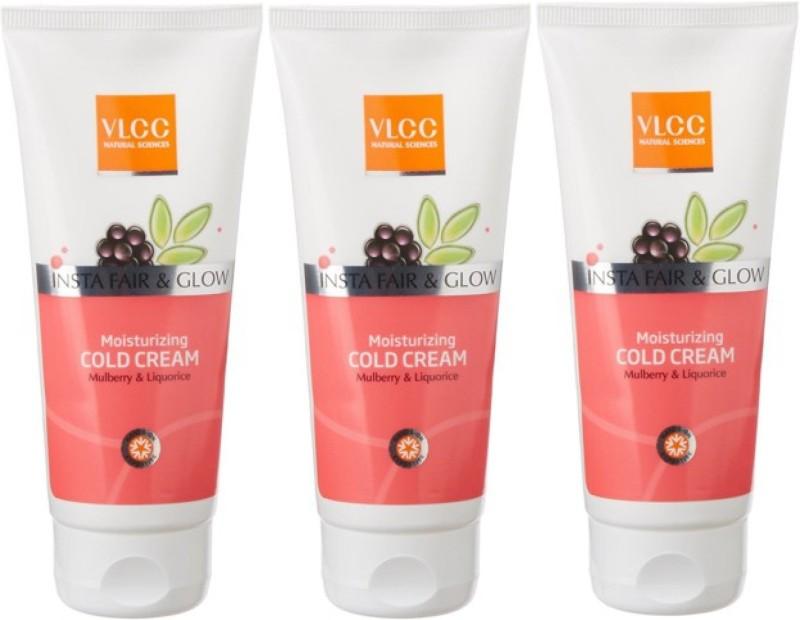 VLCC Insta Fair & Glow Moisturizing Cold Cream(300 ml)